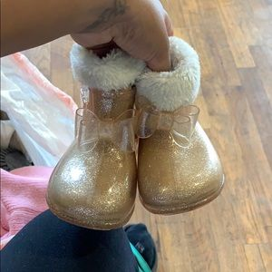 Other - Toddler Gel booties